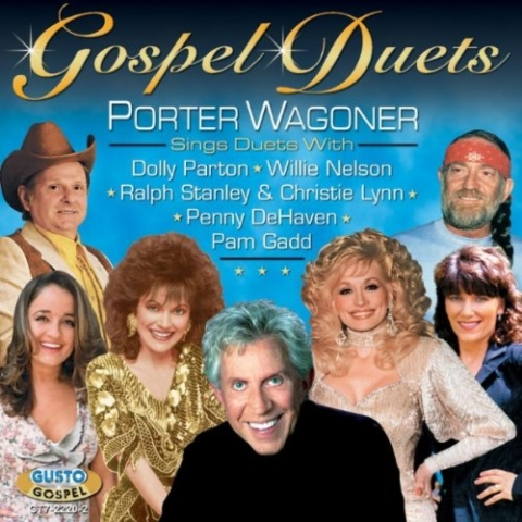 Porter Wagoner sings duets with Pam Gadd and others